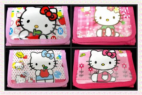 Girls Kitty And Toms On - 12pcs hello kitty thomas despicable me coin purse cute