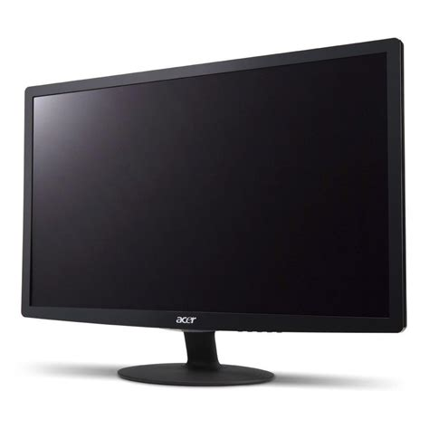 Monitor Led Cpu Acer S240hl 24 Quot Led Hd Display Computer Monitor Staples 174
