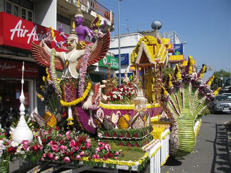 exploring the chiang mai flower festival siam and beyond