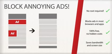 ad block android adblock plus for android has some serious limitations pocketnow