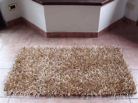 tappeti beige shaggy bianco cm 60 x 120 tappeti tappeti cucina stuoie