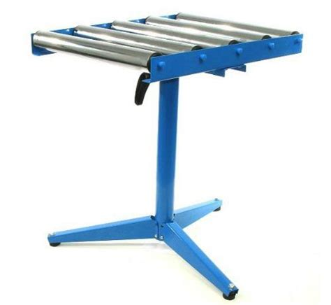 roller stands woodworking adjustable 5 roller stand woodworking metal bench top