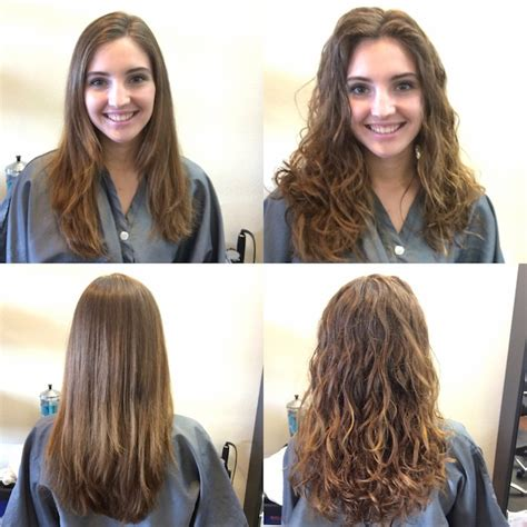 before and after photos of permant waves with frizzy hair where can i get an american wave perm in minnesota the arrojo american wave gives new meaning
