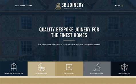 best pattern web the best designs web design inspiration sb joinery