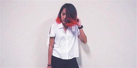 Rambut Sambung Bandung ganti warna rambut lala karmela dapat berkah co id