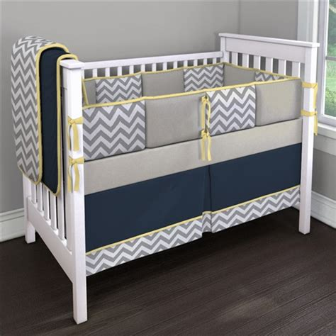 yellow and navy bedding yellow navy and gray oh my by brittany custom crib