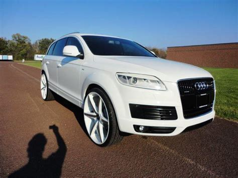 Audi Q7 For Sale by 2007 Audi Q7 For Sale By Owner In Louisville Ky 40299