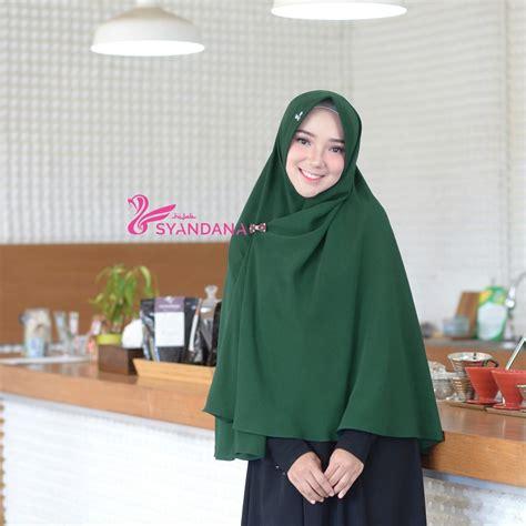 pusat grosir jilbab murah syandana