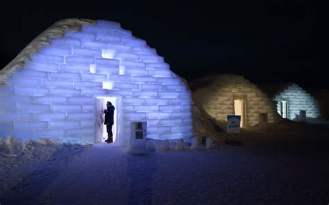 igloo house real igloo houses inside bing images