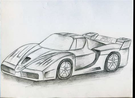 ferrari enzo sketch pin ferrari enzo sketch on pinterest