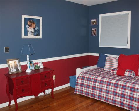 blue and red bedroom ideas hot pink and zebra for our little princess red boys