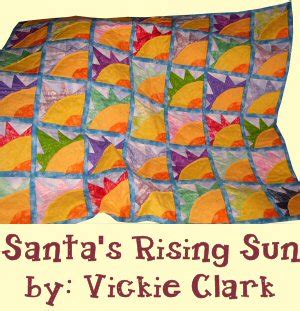 Rising Quilt Block Pattern by Victoriana Quilt Designs Bom Picture Gallery