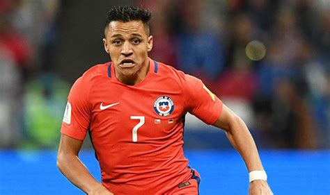 alexis sanchez zamorano alexis sanchez to leave arsenal chile legend tells star