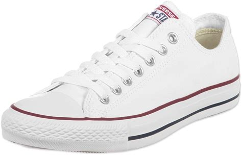 Coverse All converse all ox schoenen wit
