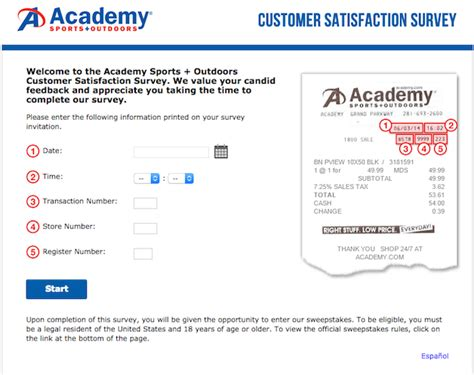 Academy Sports Gift Card - www academyfeedback com take part in the academy sports outdoors customer