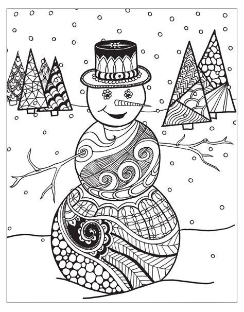zendoodle coloring winter wonderland jodi best macmillan