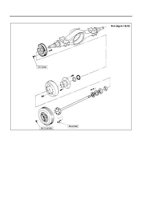 Isuzu N-Series. Manual - part 154