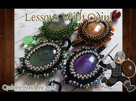 how to make cabochon jewelry oval beaded cabochon jewelry tutorial lessons