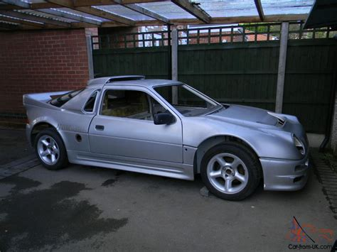 replica cars ford rs200 kit car replica mid mounted cosworth engine