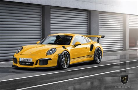 porsche gt3 rs porsche 911 gt3 rs by porsche exclusive rendered