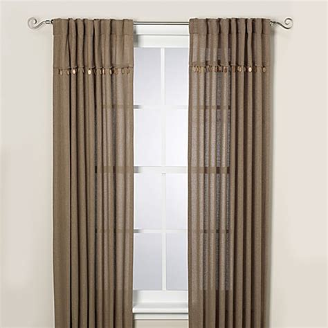 bed bath beyond chelsea chelsea window curtain panels bed bath beyond