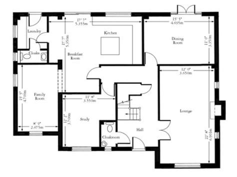 floor plans of a house house floor plans with dimensions house floor plans with