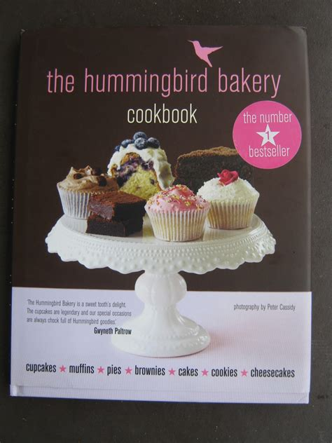 libro the hummingbird bakery cookbook b 252 cher the culinary trial