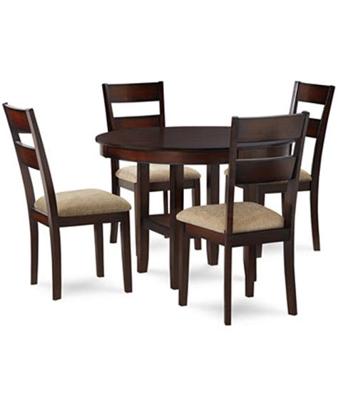 Macy Dining Room Furniture Branton 5 Dining Room Furniture Set Furniture Macy S