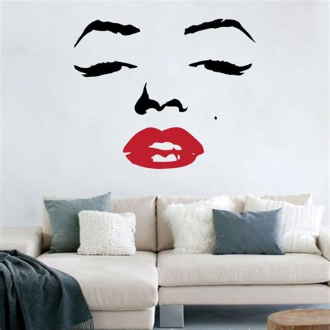 wall stickers marilyn 17 best images about wall decals on wall stickers cherry blossom tree and removable