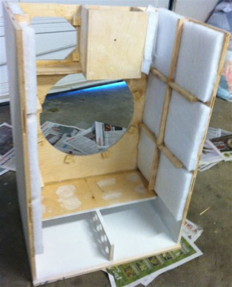 How To Build A Guitar Cabinet 4x12 by Alternative Materials For Diy 4x12 Ultimate Guitar