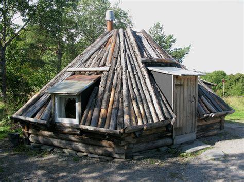 hutte virtuelle hutte laponne le monde en images