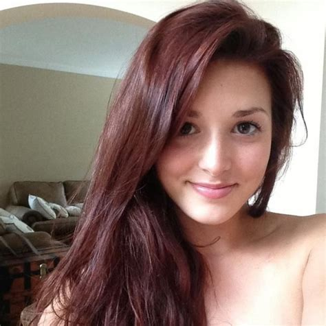 hair powder dark brown hair color with red highlights dark 25 best ideas about dark red brown hair on pinterest