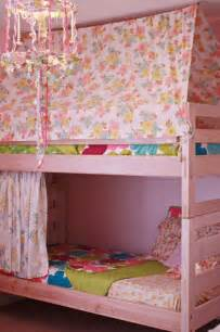 Bunk beds for a girl centsational girl