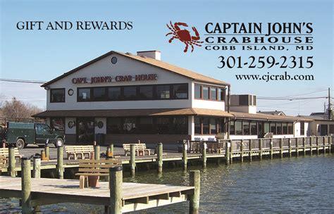 boat us rewards captain john s crab house rewards