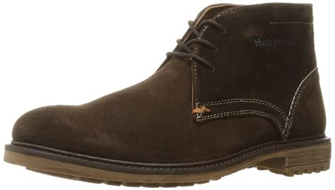 hush puppies chukka boots mens hush puppies benson rigby mens brown or navy suede lace up