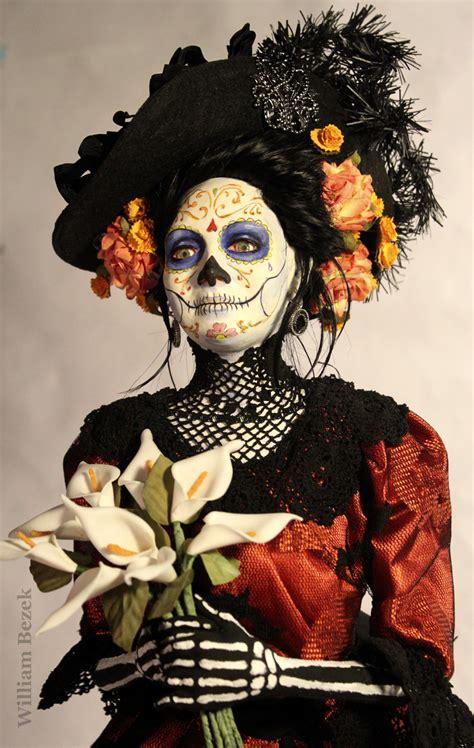 imagenes de catrina halloween la calavera catrina sparkledarkko