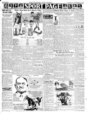 Daily Oklahoman Records Miami Daily News Record From Miami Oklahoma 183 Page 8