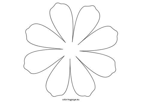 printable daisy stencils large daisy petal template printable flower daisy 8