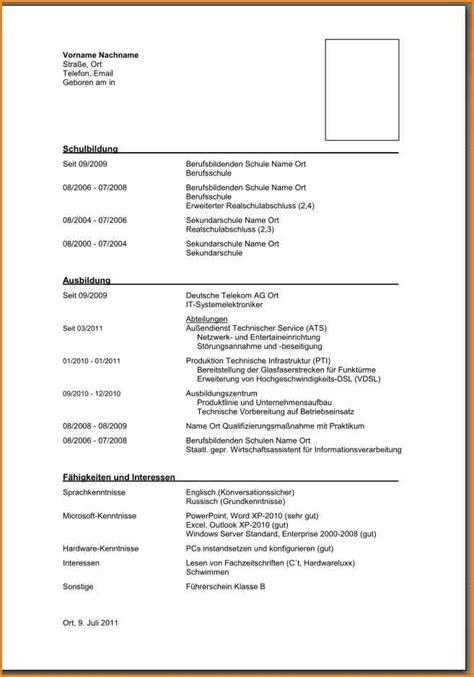 Besondere Kenntnisse Fur Den Lebenslauf 6 Edv Kenntnisse Lebenslauf Questionnaire Templated
