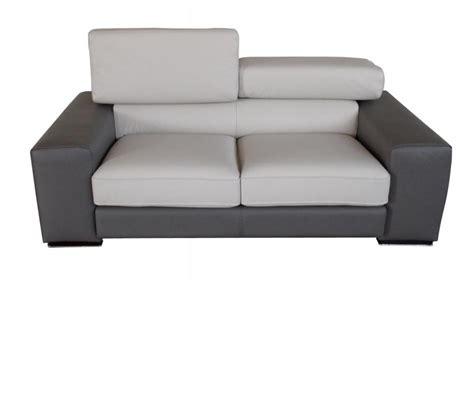 two tone sofas dreamfurniture com menphis two tone grey white made