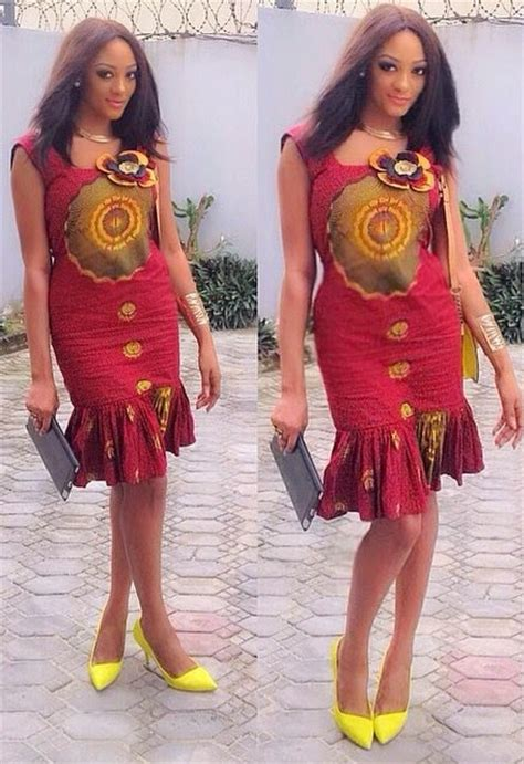 latest short ankara gown ankara short gown style dezango fashion zone