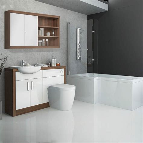 cheap modern bathrooms 5 ways to build a modern bathroom suite in the uk on a