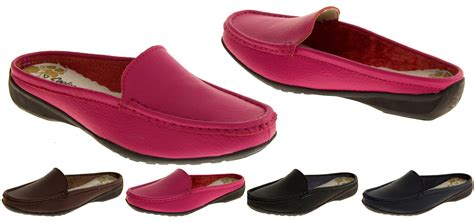 flat mules shoes womens leather coolers premier mules slip on mule