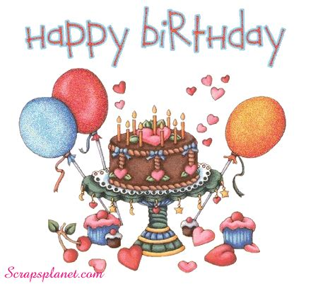 Happy Birthday Cards Animated Animated Happy Birthday 171 Birthday Wishes