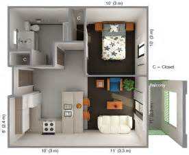 international house bedroom floor plan top view decorating one apartment plans further small