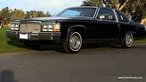 1984 Cadillac Fleetwood Coupe Find Used 1984 Cadillac Fleetwood Brougham Coupe 39k
