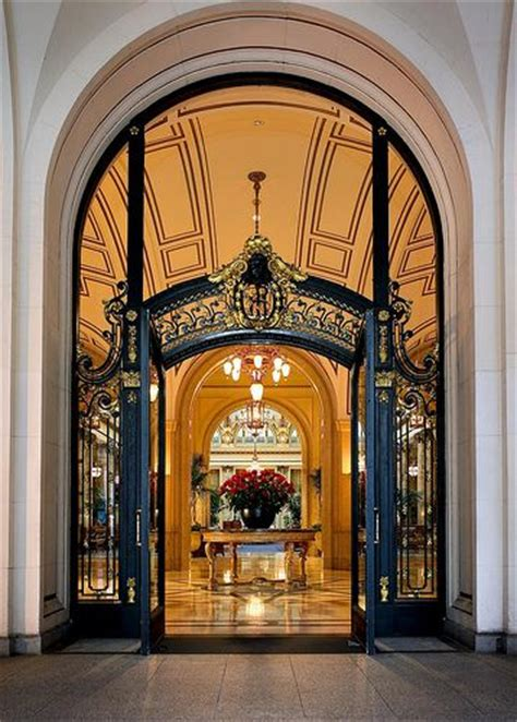 Luxury Front Door Palace Hotel San Francisco Palace Hotel Front Door Luxury Hotels Around The World