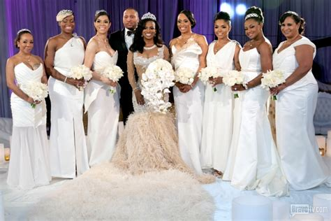 Atlanta Housewife Kandi Burruss Wedding | see kandi s fabulous wedding album kandionline com