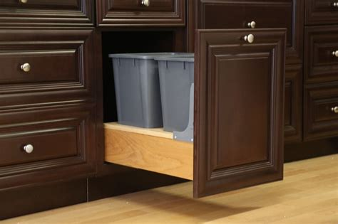 cabinets to go kitchen accessories trash pull out
