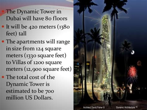 420 square feet in meters the dynamic tower of dubai the vinci tower